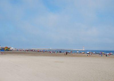 La mer proche de Domaine Las Brugues