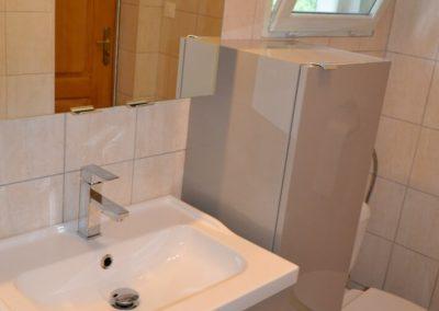Gîte La Boulbène – le salle d'eau