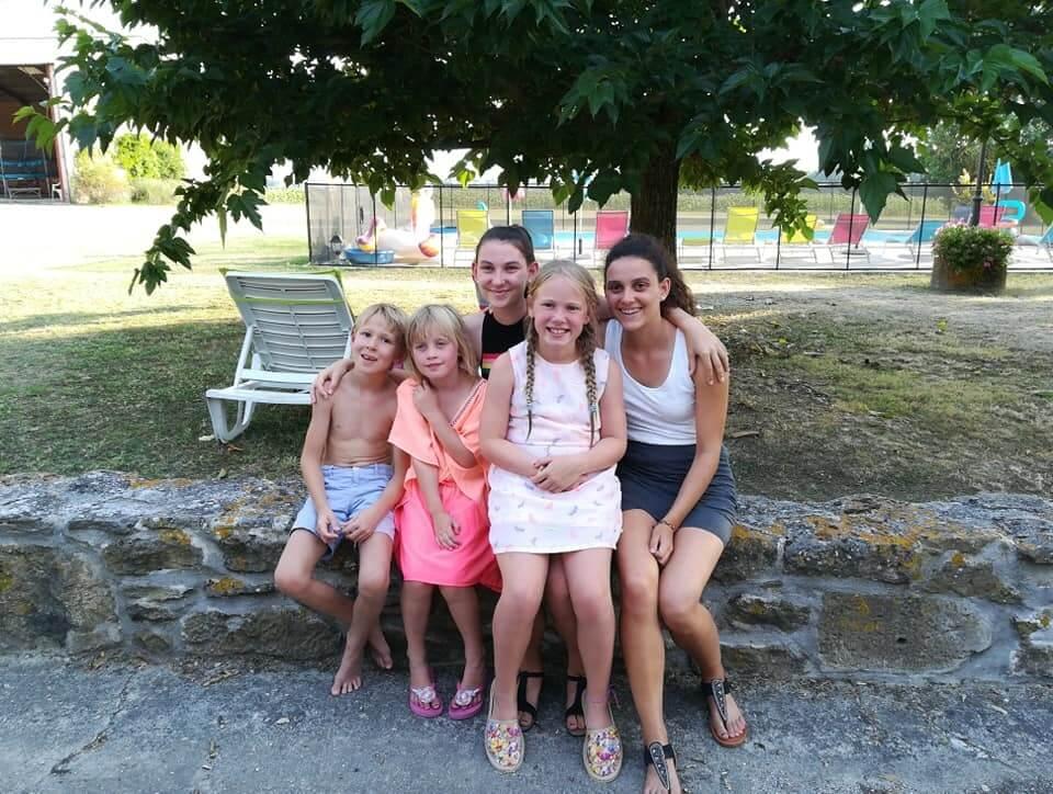 Vacances avec des enfants au Domaine Las Brugues
