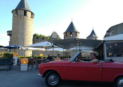 Leen van Domaine Las Brugues in Carcassonne