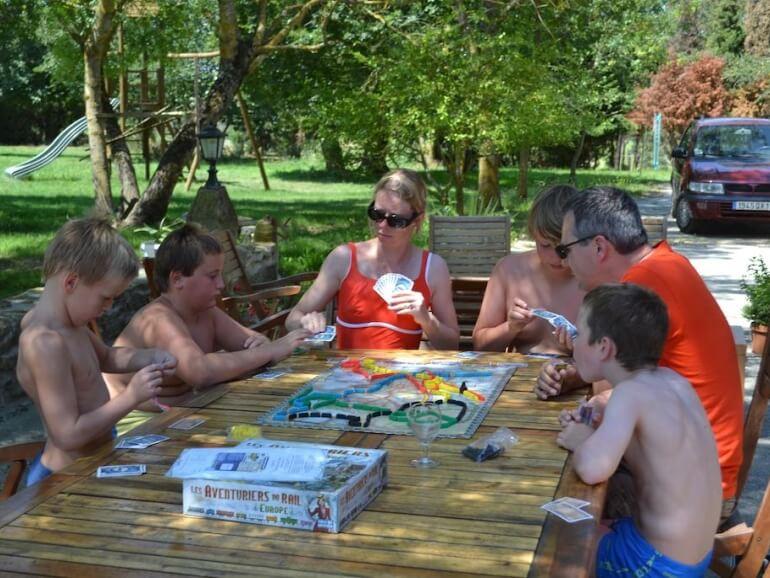 Vacances en famille dans la sud de la France